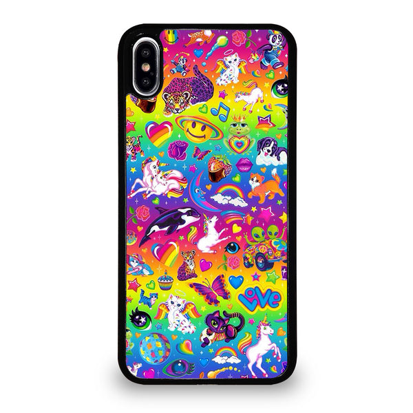 LISA FRANK SWAG iPhone XS Max Case