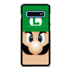 LUIGI SUPER MARIO 1 Samsung Galaxy S10 Plus Case