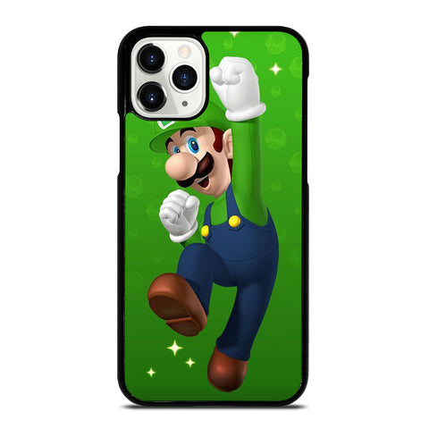 LUIGI SUPER MARIO iPhone 11 Pro Case