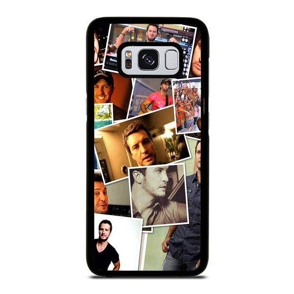 LUKE BRYAN COLLAGE #2 Samsung Galaxy S8 Case