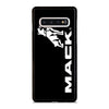 MACK TRUCK BLACK LOGO Samsung Galaxy S10 Case