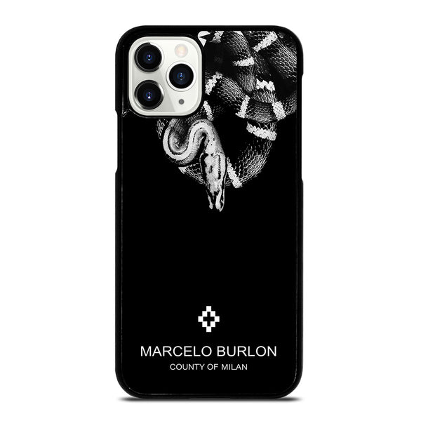 MARCELO BURLON SNAKE #1 iPhone 11 Pro Case