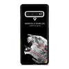 MARCELO BURLON TIGER Samsung Galaxy S10 Case