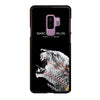 MARCELO BURLON TIGER Samsung Galaxy S9 Plus Case