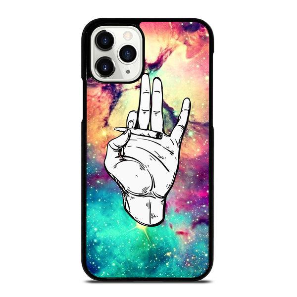 MARIJUANA NEBULA iPhone 11 Pro Case