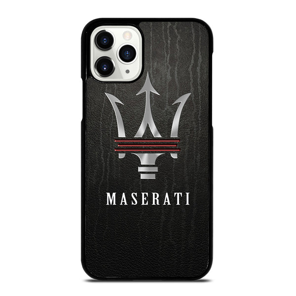 MASERATI COVER LOGO #1 iPhone 11 Pro Case