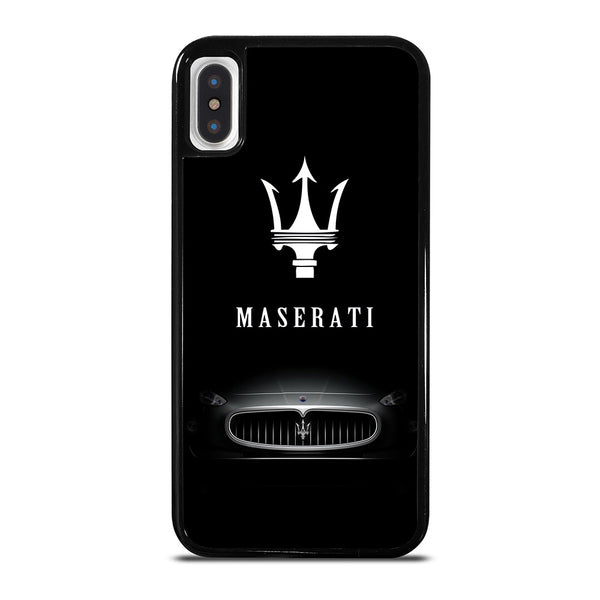 MASERATI COVER LOGO iPhone X / XS Case