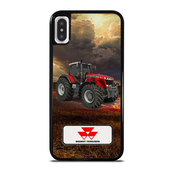 MASSEY FERGUSON TRACKTORS 2 iPhone X / XS Case