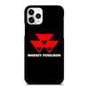 MASSEY FERGUSON TRACKTORS LOGO #1 iPhone 11 Pro Case