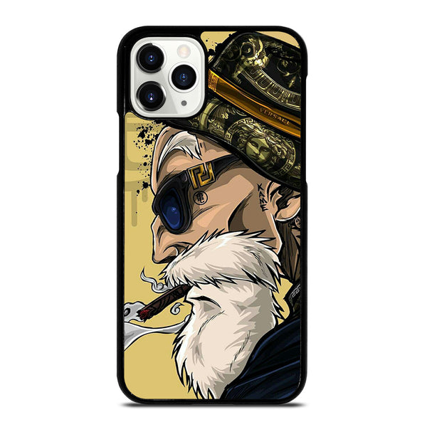 MASTER ROSHI DRAGON BALL Z iPhone 11 Pro Case