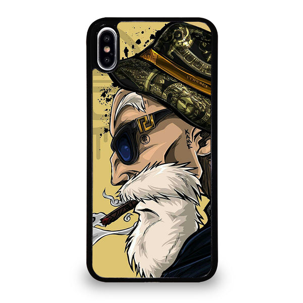 MASTER ROSHI DRAGON BALL Z iPhone XS Max Case