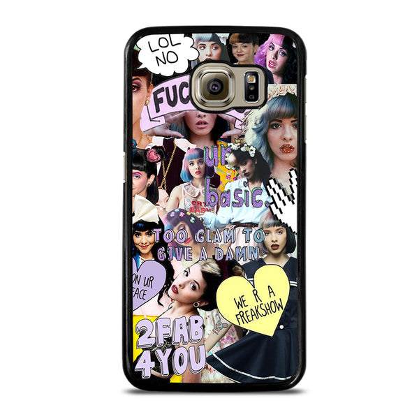 MELANIE MARTINEZ COLLAGE Samsung Galaxy S6 Case