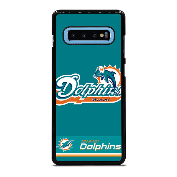 MIAMI DOLPHINS Samsung Galaxy S10 Plus Case