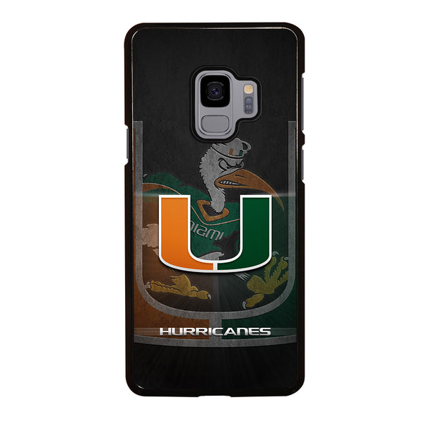 MIAMI HURRICANES UM #3 Samsung Galaxy S9 Case