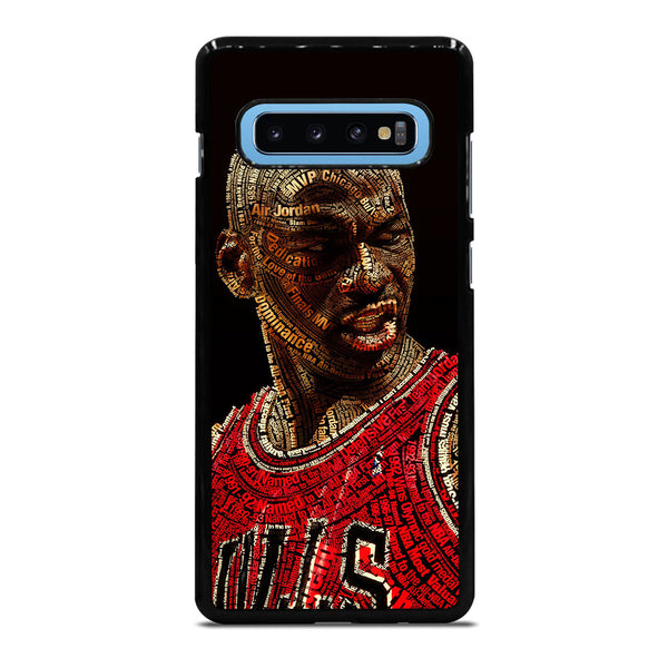 MICHAEL JORDAN LEGEND Samsung Galaxy S10 Plus Case