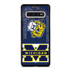 MICHIGAN WOLVERINES #6 Samsung Galaxy S10 Case