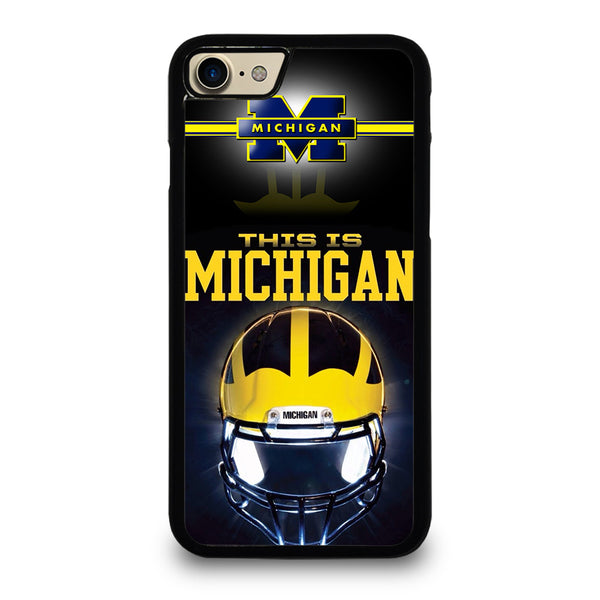 MICHIGAN WOLVERINES FOOTBALL #4 iPhone 7 / 8 Case