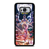 MIGHTY MORPHIN POWER RANGERS #4 Samsung Galaxy S8 Case