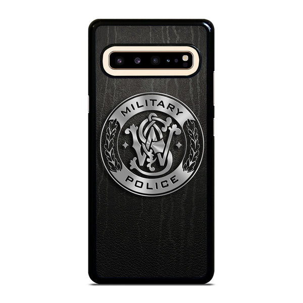 MILITARY POLICE LOGO Samsung Galaxy S10 5G Case