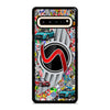 MINI COOPER BADGE STICKER BOMB Samsung Galaxy S10 5G Case