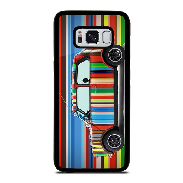 MINI COOPER STRIPE PAUL SMITH Samsung Galaxy S8 Case