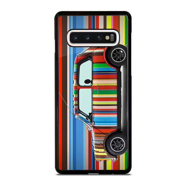 MINI COOPER STRIPE PAUL SMITH Samsung Galaxy S10 Case