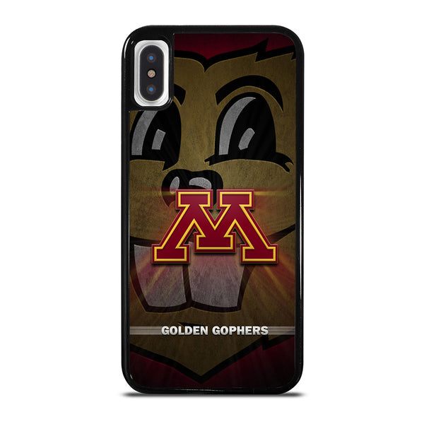 MINNESOTA GOLDEN GOPHERS 1 iPhone X / XS Case