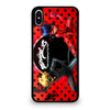 MIRACULOUS LADY BUG AND CAT NOIR 1 iPhone XS Max Case