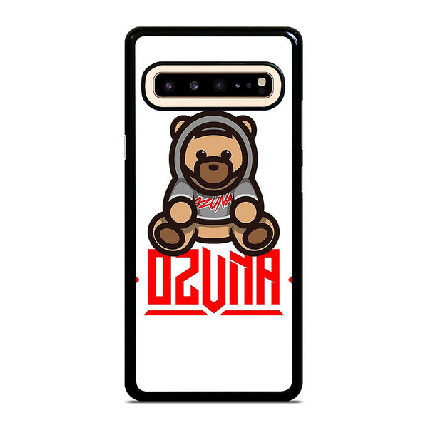 MOSCHINO BEAR WHITE OZUNA Samsung Galaxy S10 5G Case