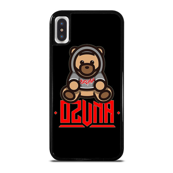 MOSCHINO BEAR WHITE OZUNA #1 iPhone X / XS Case