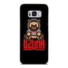 MOSCHINO BEAR WHITE OZUNA #1 Samsung Galaxy S8 Case