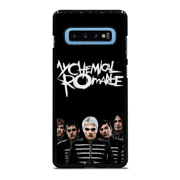 MY CHEMICAL ROMANCE BAND Samsung Galaxy S10 Plus Case
