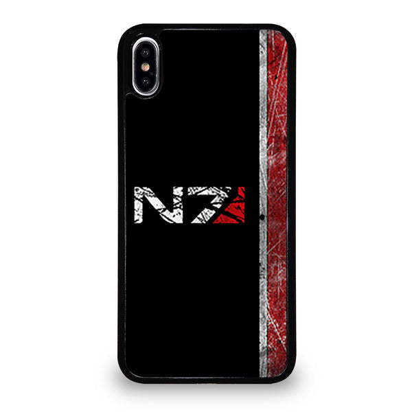N7 MASS EFFECT MOBILE iPhone XS Max Case