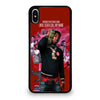 NBA YOUNGBOY RAPPER SINGER 1 iPhone XS Max Case