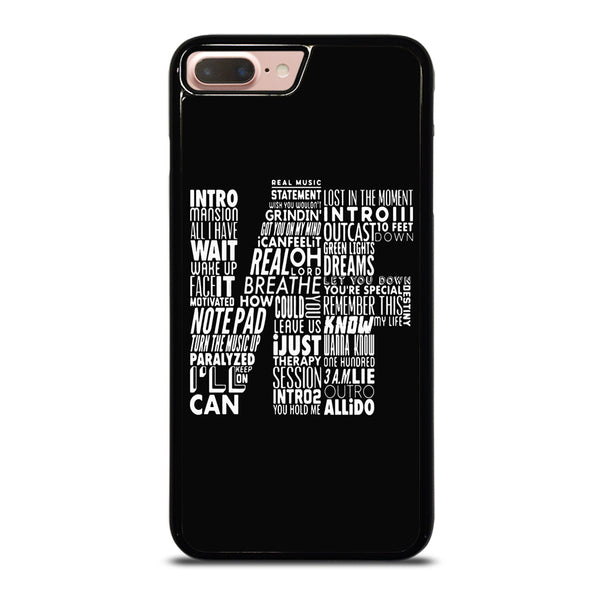 NF WORD COLLABORATION LOGO iPhone 7 / 8 Plus Case