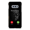 NICK FURY IS CALLING Samsung Galaxy S10 e Case