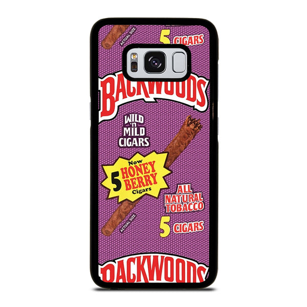 ONLY BACKWOODS CIGARS #2 Samsung Galaxy S8 Case
