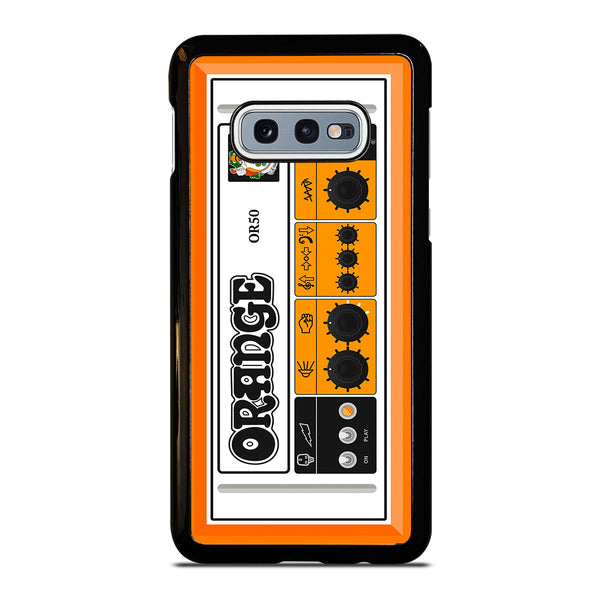 ORANGE GUITAR BASS AMP HEAD #1 Samsung Galaxy S10 e Case
