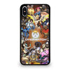 OVERWATCH ALL HEROES #1 iPhone XS Max Case