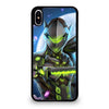 OVERWATCH GENJI COOL iPhone XS Max Case