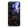 OVERWATCH REAPER CARTOON iPhone XS Max Case
