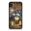 OVER THE GARDEN WALL #5 iPhone XS Max Case