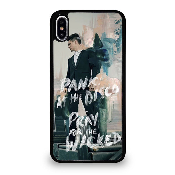 PANIC at THE DISCO PRAY iPhone XS Max Case
