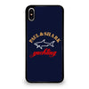 PAUL SHARK YACHTING iPhone XS Max Case
