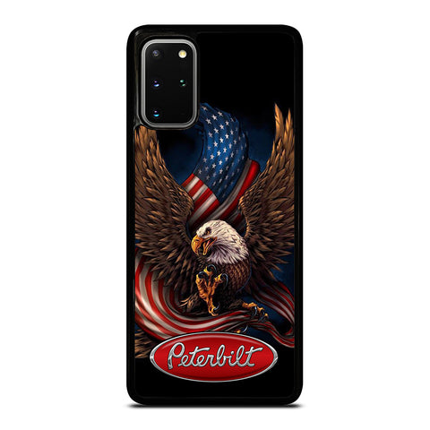 PETERBILT EAGLE LOGO Samsung Galaxy S20 Plus Case