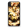 POKEMON CHARIZARD INFERNAPE iPhone XS Max Case