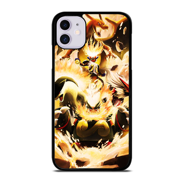 POKEMON CHARIZARD INFERNAPE iPhone 11 Case
