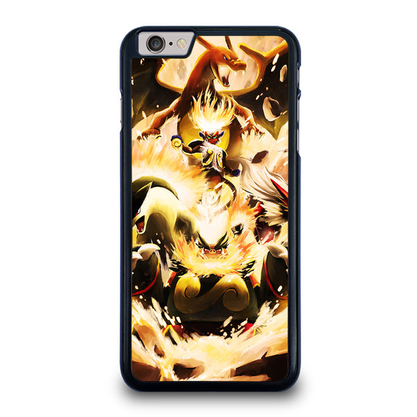 POKEMON CHARIZARD INFERNAPE iPhone 6 / 6S Plus Case