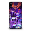 POKEMON GASTLY HAUNTER GENGAR ART GO iPhone XS Max Case