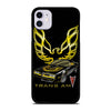 PONTIAC TRANS AM FIREBIRD #9 iPhone 11 Case
